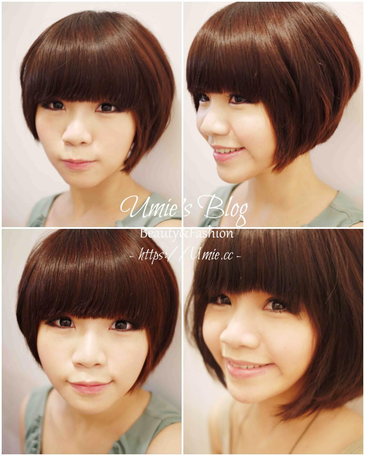 女生短髮建議|推薦流行短髮參考造型| 我的8年54種俏麗短髮照片記錄 :)