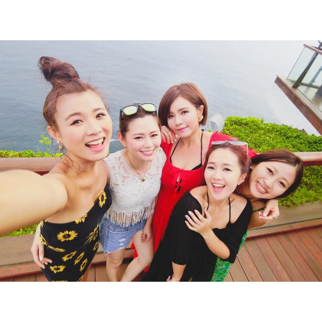 閨蜜好友旅行!女孩們一定要做的 10 件事![+團體拍照範本分享!峇里島渡假篇]