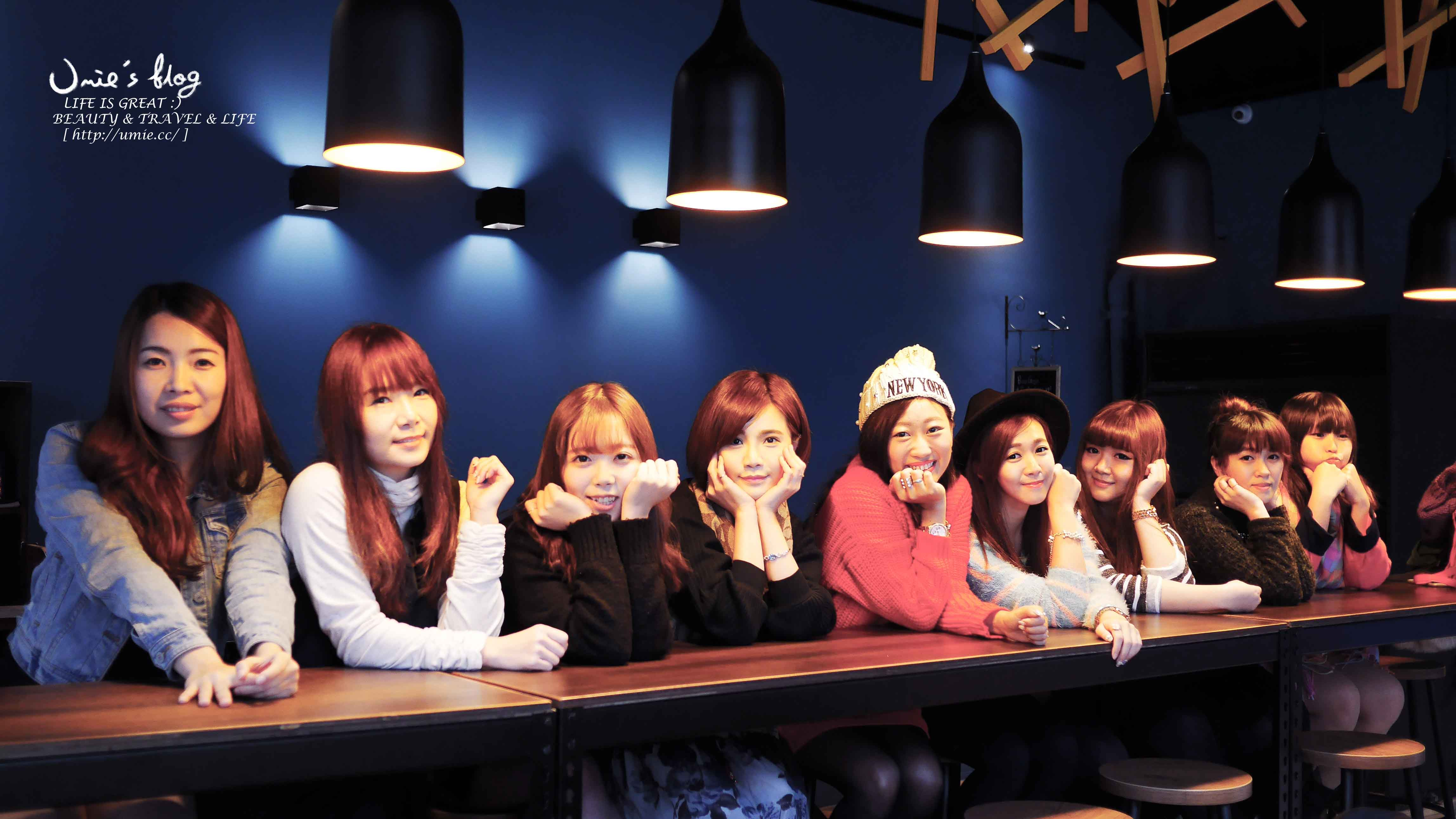 台北下午茶餐廳推薦(捷運南京復興站) BooGoo布咕 Cafe!玫瑰拿鐵、磅蛋糕必點 :)