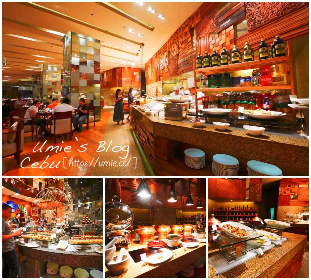 菲律賓宿霧宿霧|渡假飯店推薦!五星麗笙酒店 Radisson Hotel BLU,離SM購物中心近、自助吧超好吃!