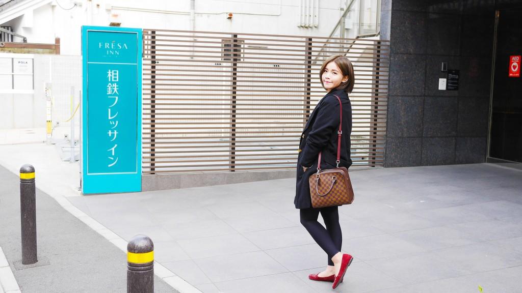 東京推薦飯店住宿|近車站|便宜[相鐵 FRESA INN]設備超棒!超貼心,附有蒸臉器電棒捲!