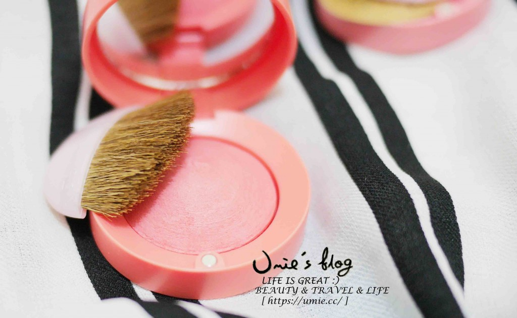 春妝教學|妙巴黎 BOURJOIS 完全可以包色的唇膏新色+腮紅新色登場!