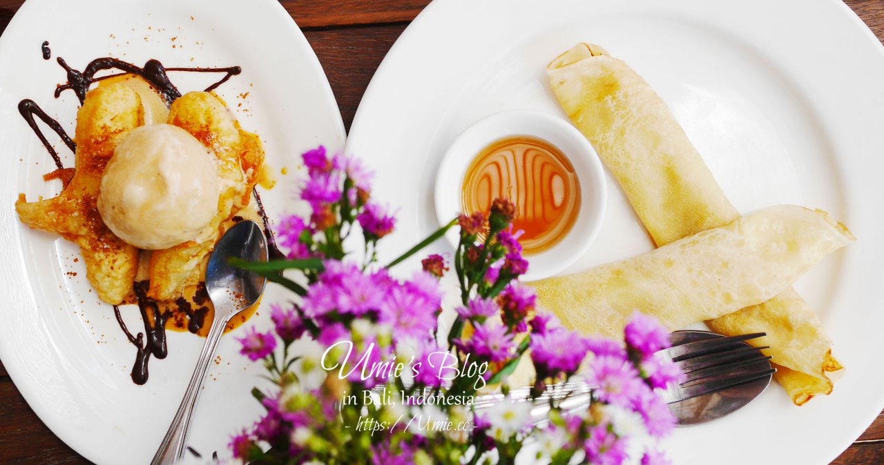 峇里島藍夢島行程景點推薦 Day4|浪漫Sandy Bay海景餐廳,皇家 LULUR SPA 精油按摩,奢華花瓣浴 ,Kat's kitchen泰式料理
