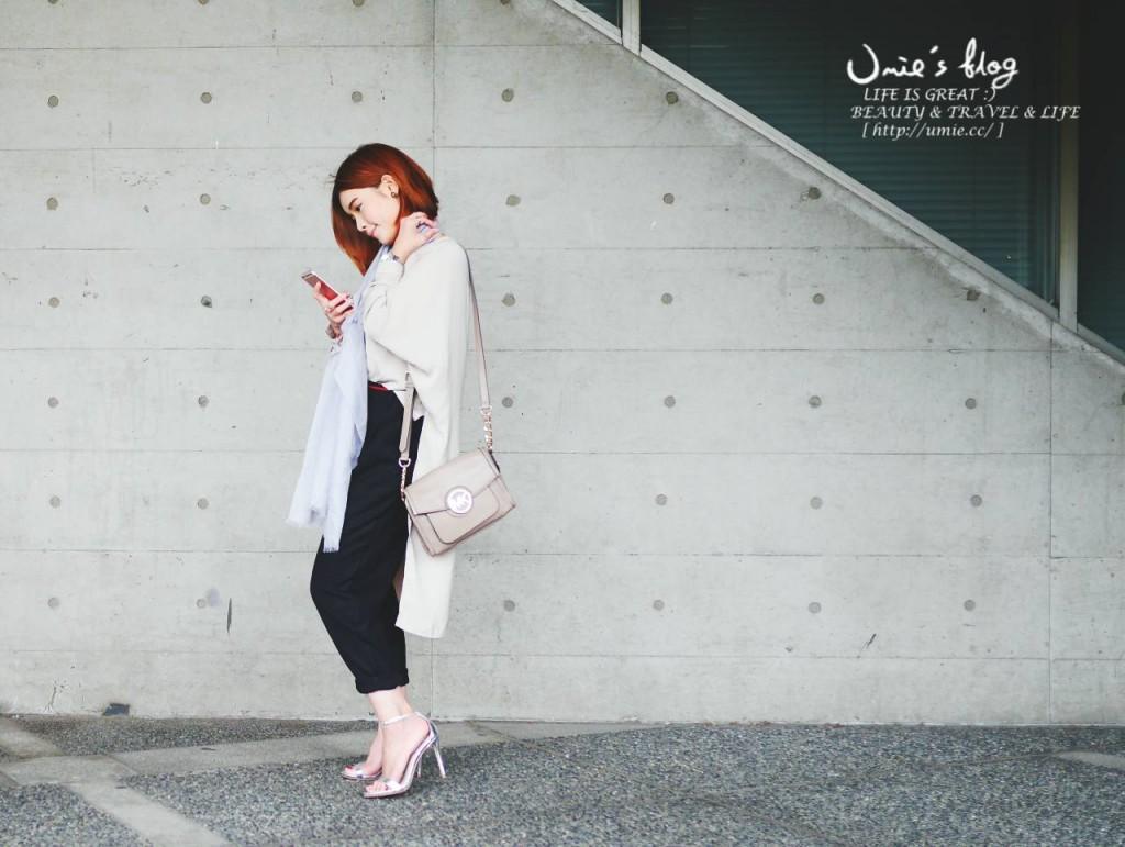 顯瘦穿搭 OUTFIT |東京日記|一日穿搭 x 私服:淺色系優雅搭配