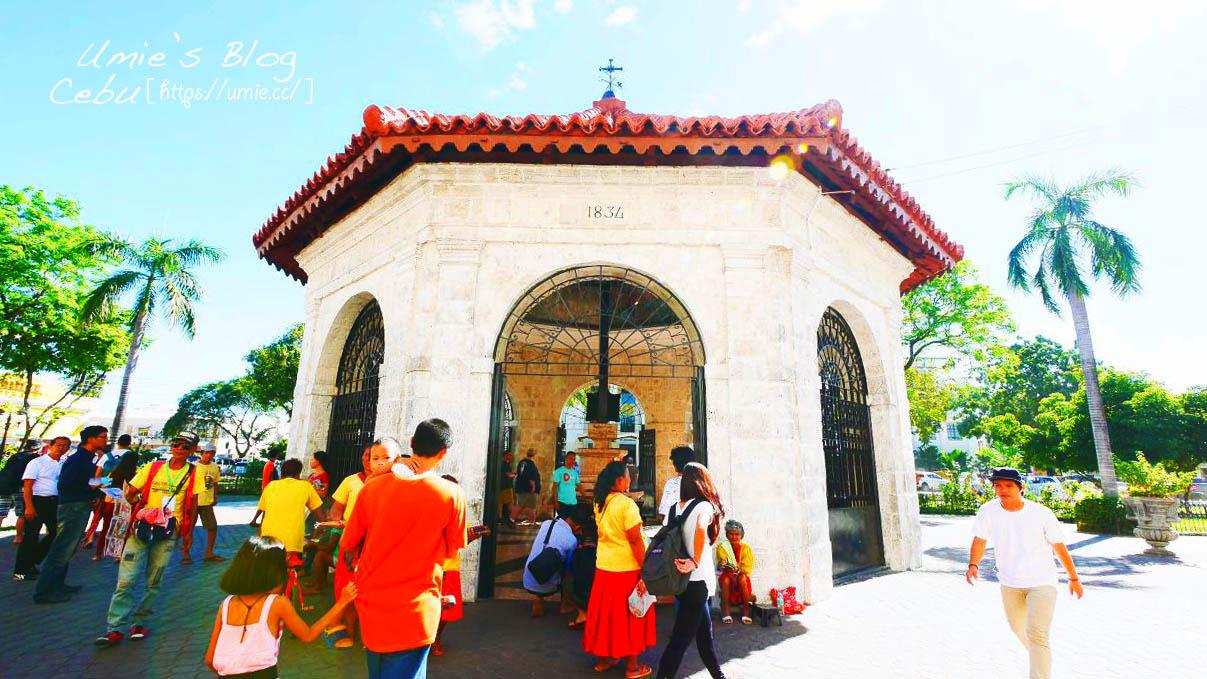 菲律賓宿霧 Day1|宿霧市區觀光景點!麥哲倫十字架|聖嬰大教堂|聖彼得古堡|Ayala Center Cebu,純樸的美,讓渡假心靈也放鬆 :)
