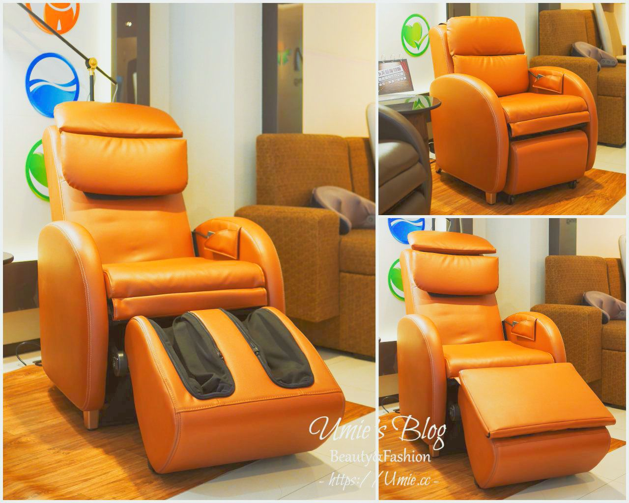 沙發按摩椅入門款推薦|OSIM uDiva小天后復刻版!ujolly 背背樂|是高質感沙發更是舒服按摩椅!居家必備!