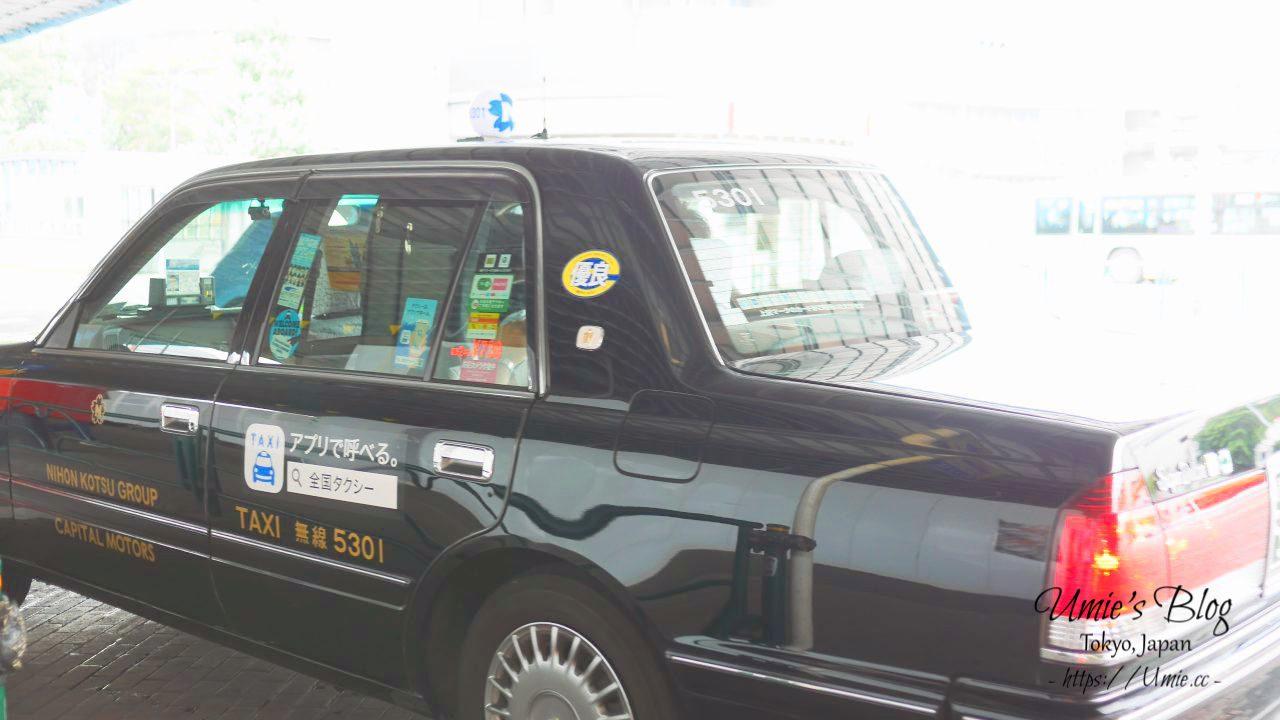 日本計程車怎麼搭?怎麼叫車?費用怎麼算?日本計程車注意事項!(簡單對話教學)
