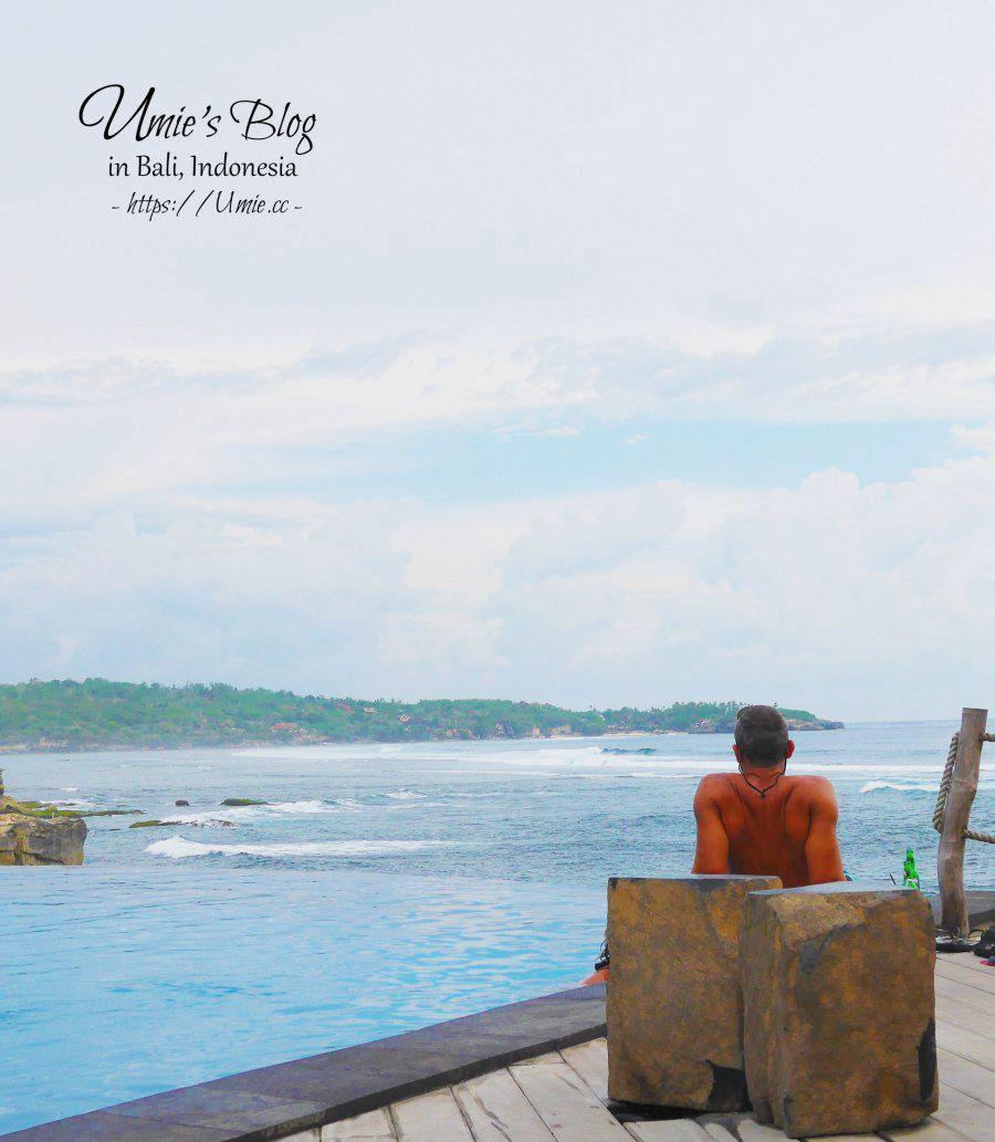 峇里島藍夢島行程景點推薦|必吃餐廳!夢幻沙灘海景餐廳,The Deck下午茶,檸檬草餐廳