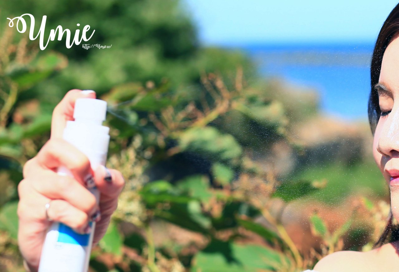 Real Barrier 沛麗膚 ( ATOPALM 愛多康 )保溼精華噴霧,,讓外出旅行,肌膚無時無刻被保養的水亮清透!