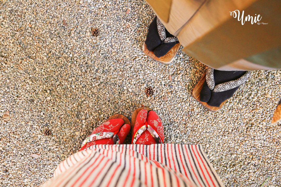 秋田仙北市|日本小京都角館|武家屋敷|遠離城市渡假去!超喜歡的日本農家星雪館!一起穿和服逛武家屋敷 :)