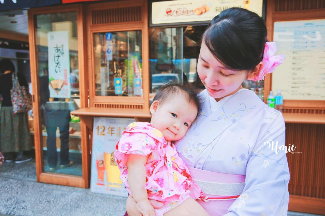 東京淺草寺穿和服體驗| 淺草愛和服二訪!超便宜會說中文!包含免費頭髮造型、免費頭飾!