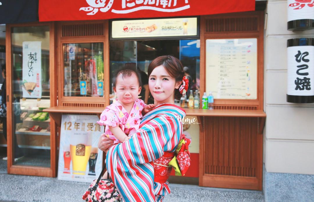 東京淺草寺穿和服體驗| 淺草愛和服二訪!會說中文超便宜會說中文!包含免費頭髮造型、免費頭飾!