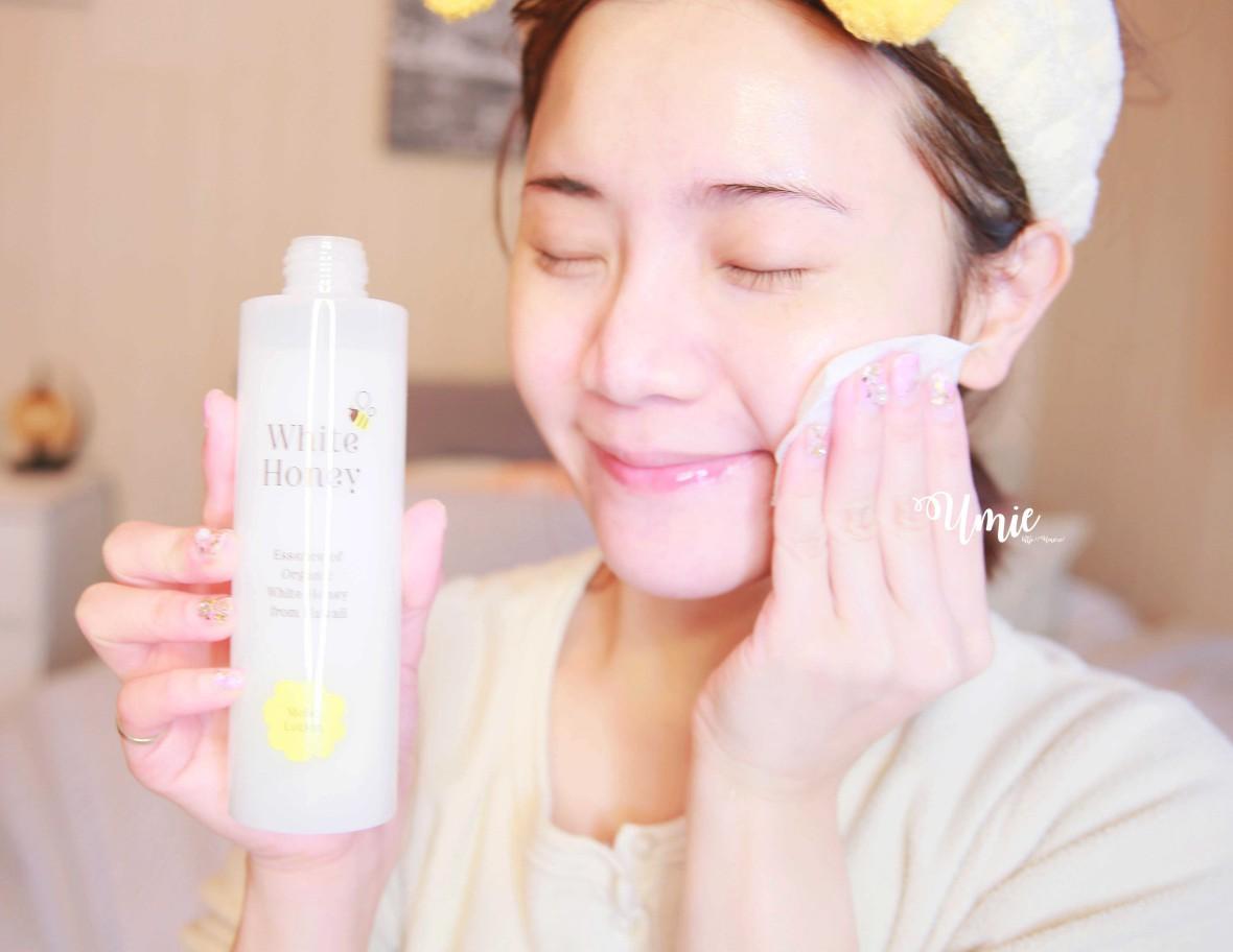 日本必買@cosme推薦|White Honey 純天然白蜂蜜泡沫潔面乳!用夏威夷世界頂級有機KIAWE白蜂蜜保養!