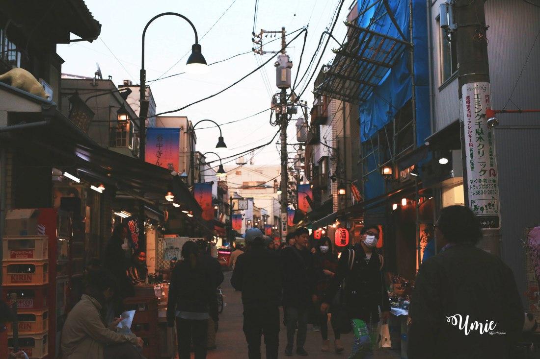 跟著日本在地觀光導遊FELLOW TRIP一起深度玩日本! 東京谷中銀座|根津神社|千駄木日本和菓子教室初體驗