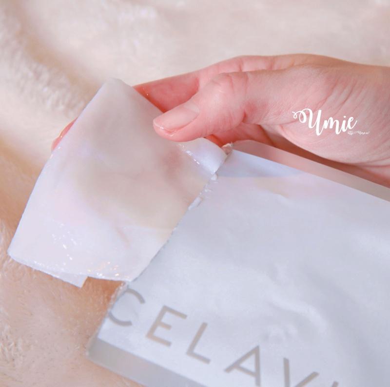 敏感肌痘痘肌面膜推薦|USANA CELAVIVE® 深層保濕緊緻面膜,防止肌膚老化、淡化細紋 :)