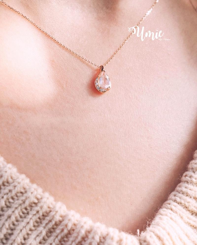 日本精品婚戒珠寶品牌 4°C (4度C)|櫻花季限定珠寶耳環、項鍊 :) (文末有免費兌換禮物券)