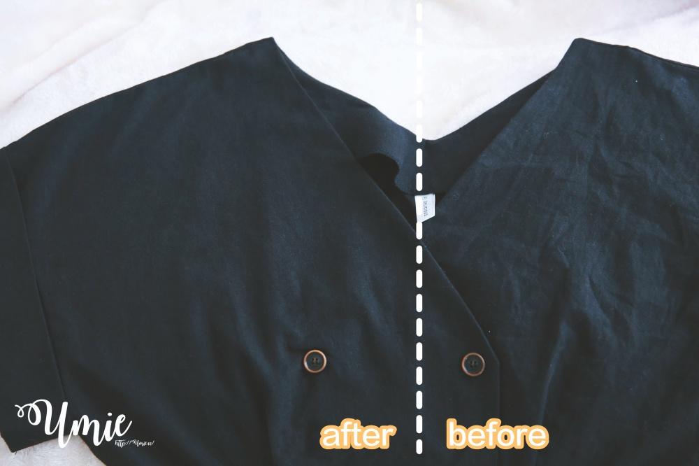 日本手持式蒸氣熨斗推薦|Twinbird美型蒸氣掛燙機快速出門好幫手,約會、老公上班服裝不再皺巴巴!