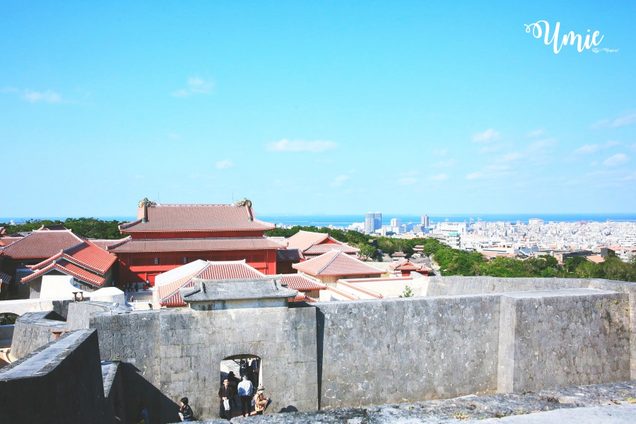沖繩那霸首里城公園|沖繩推薦必去景點,回到近600年前的琉球王國時光!(門票優惠資訊分享)