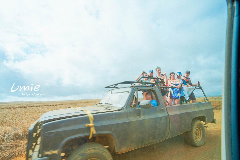 夏威夷自駕旅行|租了敞篷跑車、吉普車!旅行中屬於我們的帥氣迷人景色! (可愛島|大島|茂宜|歐胡島跳島自駕行程分享!)