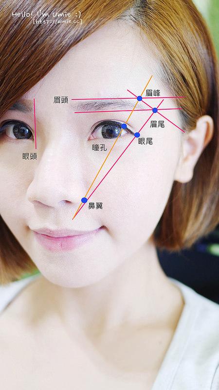 韓系自然平眉-眉毛初學者教學!彩妝影片教學來了:)) (男生眉毛畫法也適用喔!)