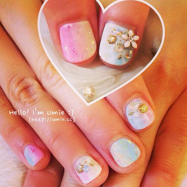 201407 Venus nail