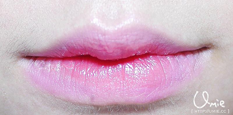 20140918 無邊際紅唇變化版/咬唇妝變化版