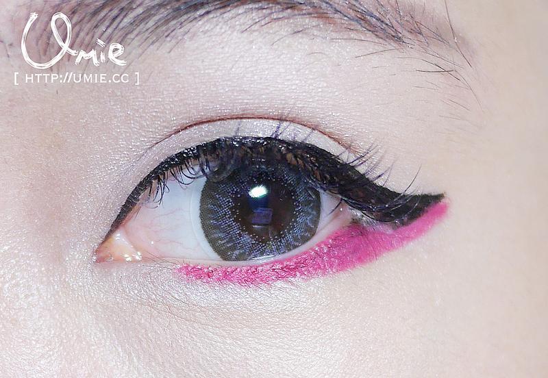 20140923 Make up_Bad Girl
