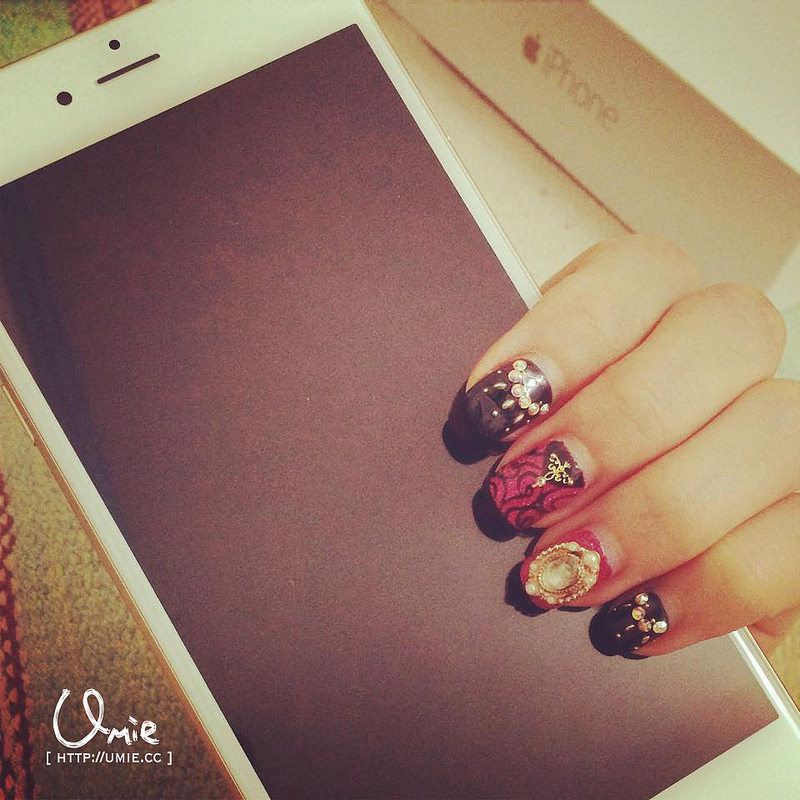 201411 Venus nail