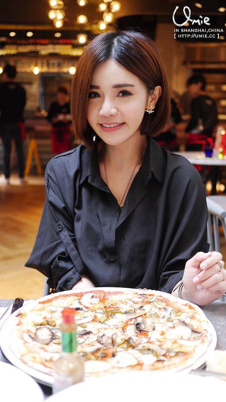 20141124 上海 新天地 Pizza Express