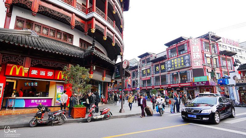 20141126 上海老街/豫園/九曲橋,上海Shangehai,China