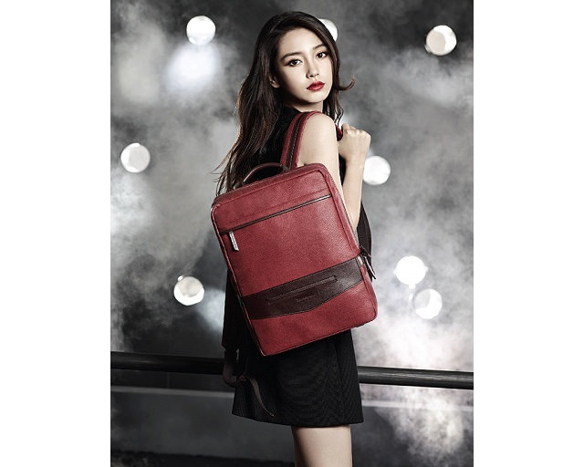 201412 Samsonite x Angela baby x 金秀賢