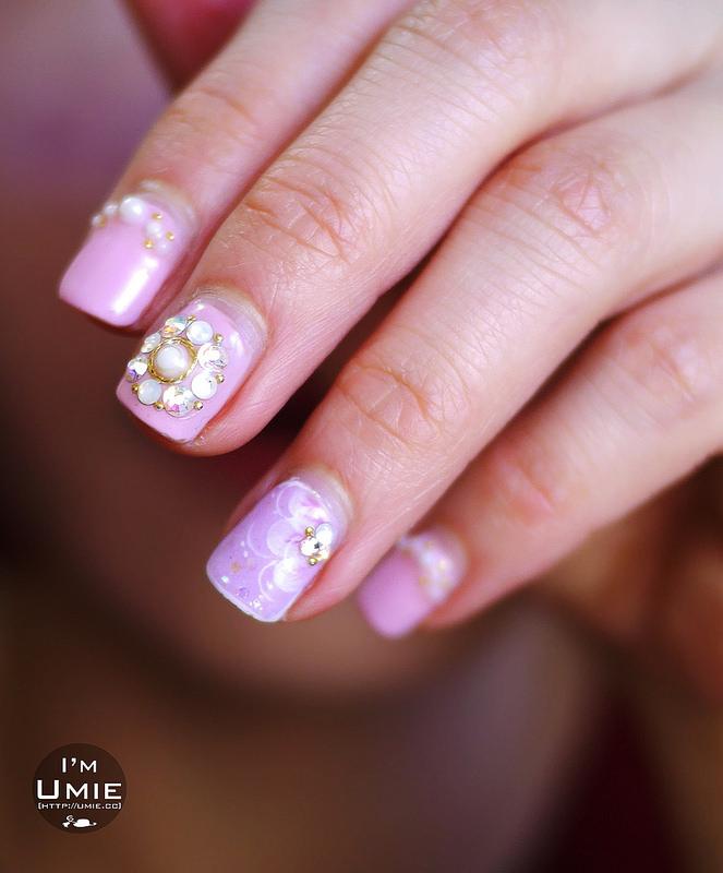 20150203 Venus nail