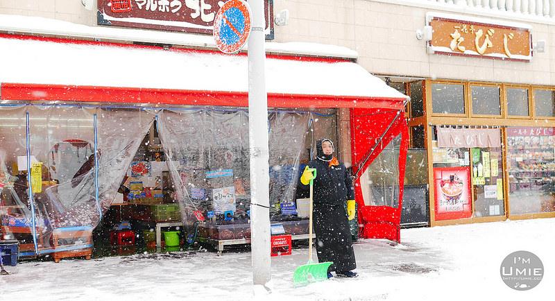 Hakodate,Hokkaido,Japan 日本北海道函館 函館朝市/ 五陵郭觀景塔