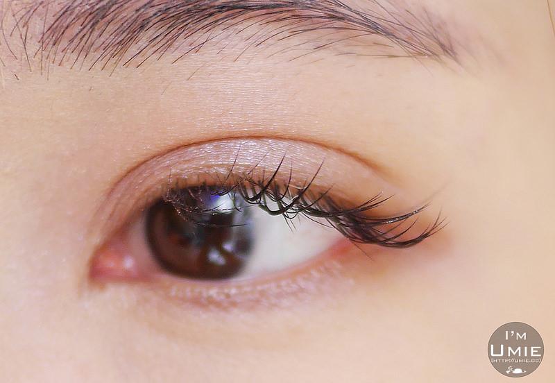 20150223 微上揚眼線,清淡妝感教學