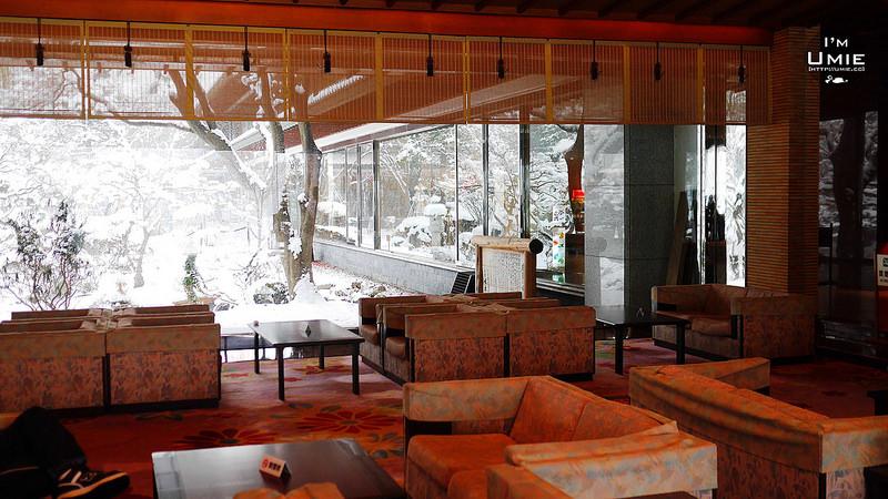 20141213 日本北海道溫泉飯店  啄木亭/ 函館車店雪景