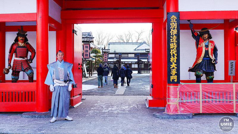 20141215 日本北海道_登別_登別伊達時代村