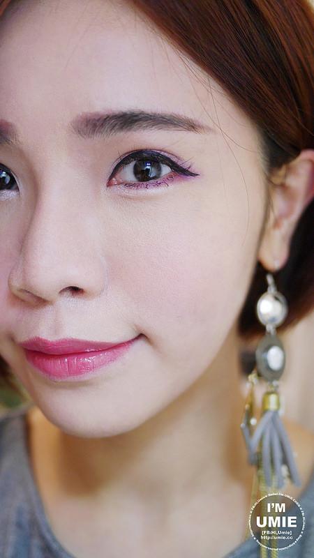 20150405 peach_makeup