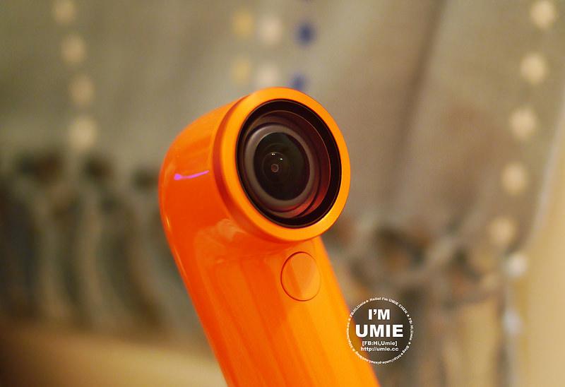 3C-HTC RE 迷你攝錄影機 / 運動防水攝影機!小開箱文 + 超誠實大放送缺點/優點評價篇 :)