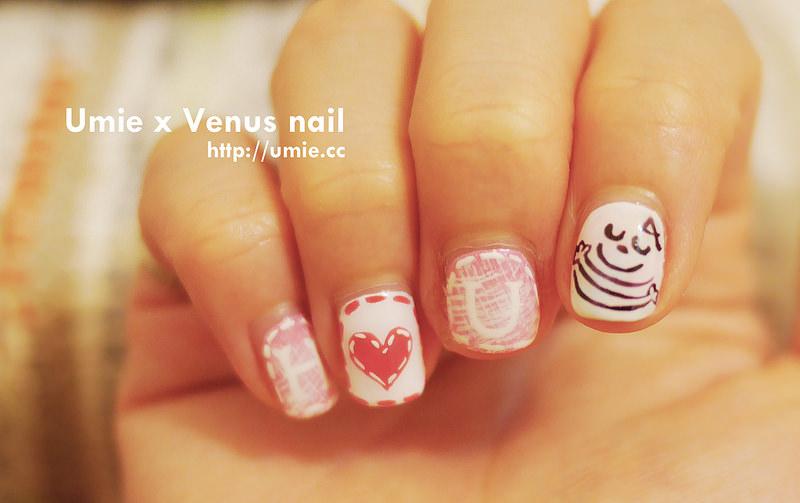 201506 venus nail_Hug