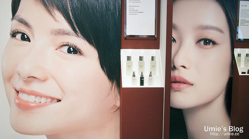 20150719 Umie/SK-Ⅱ 青春露/青春奇蹟展/Change destiny/改變命運/湯唯/保養/美妝保養