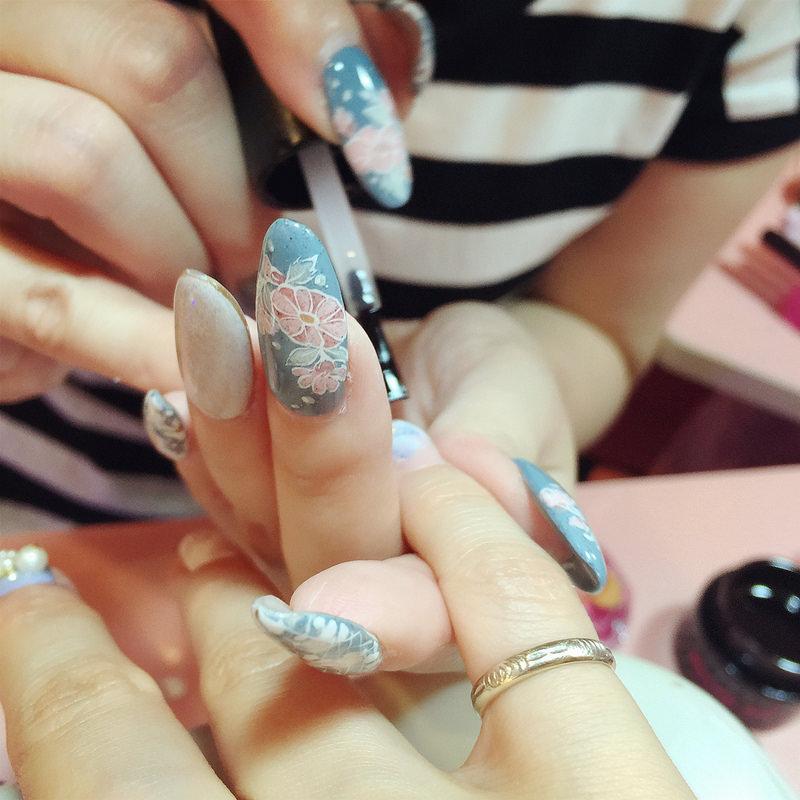 20150829 Venus Nail /光療指甲/光療/水晶指甲/手腳護理/基礎保養/足部護理/足部光療/手部光療