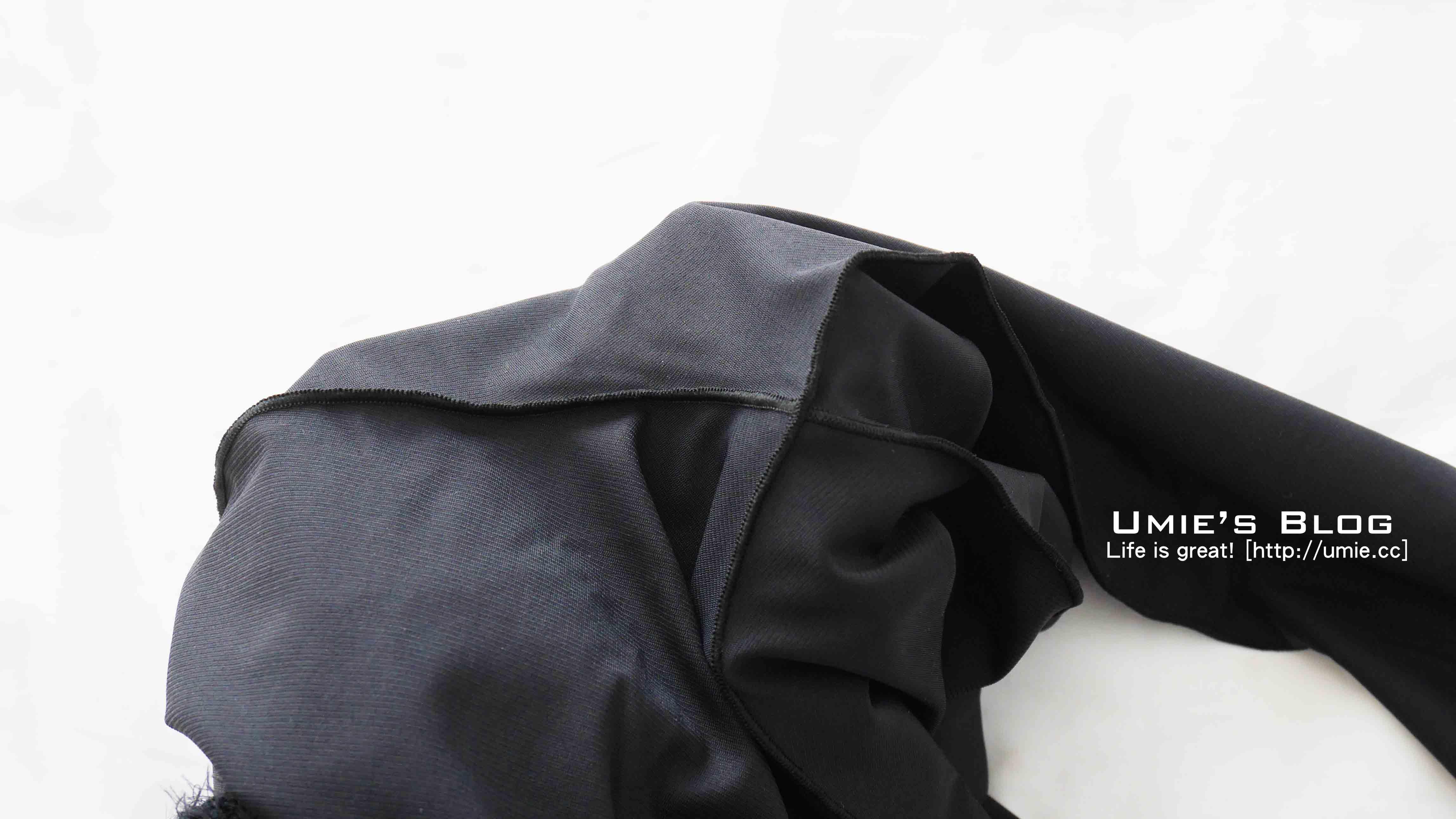 冬季穿搭-用黑色來顯瘦!我的黑色穿衣哲學,4款熟女風上班私服穿搭分享 :) [搭配單品:美國專利Marena塑身褲]