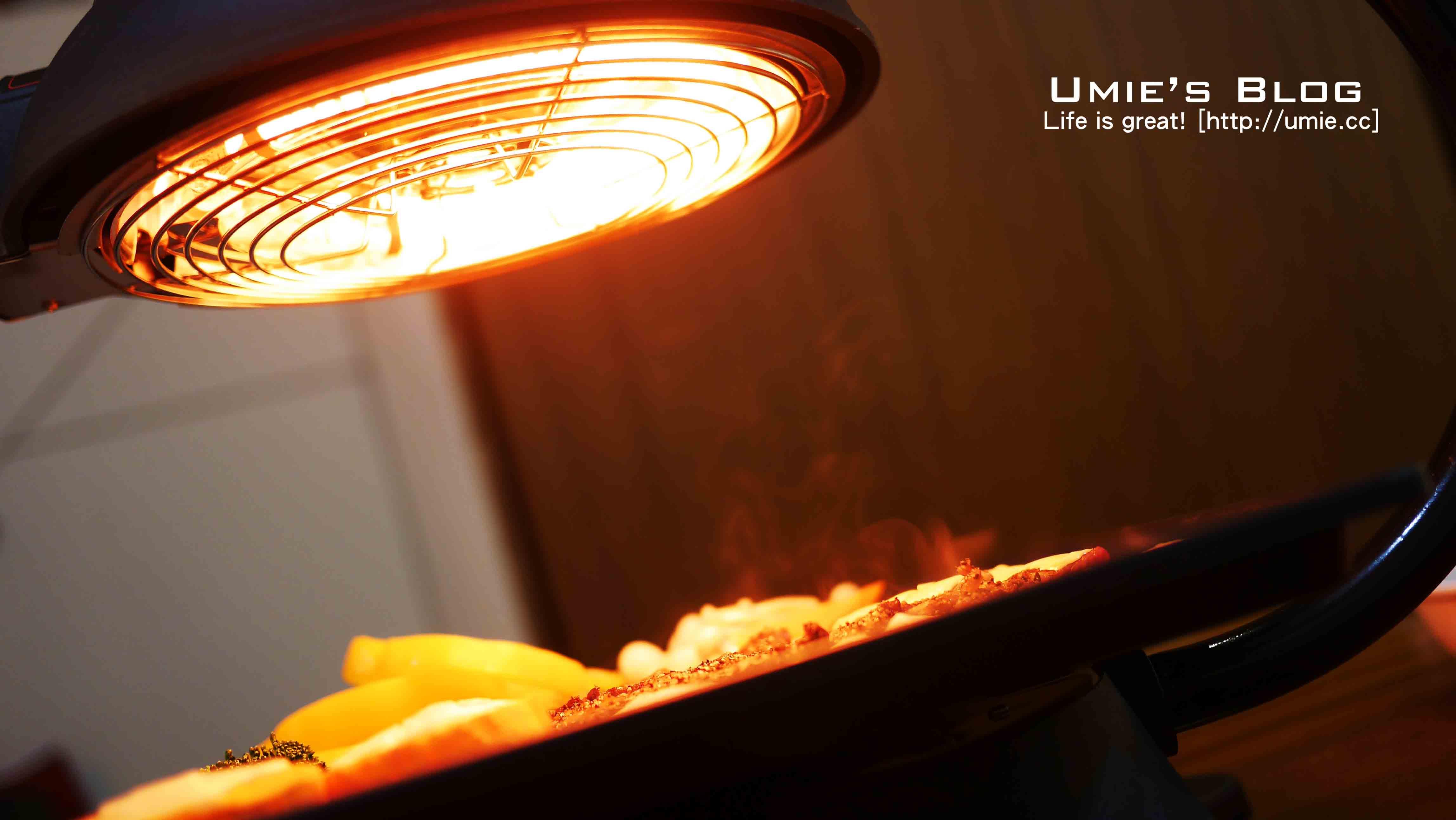 神燈烤爐BBQ!日韓最流行-紅外線神燈燒烤盤,在家就可以吃健康安全烤肉!(不會做菜也不怕!附上我的健康烤肉食譜!)
