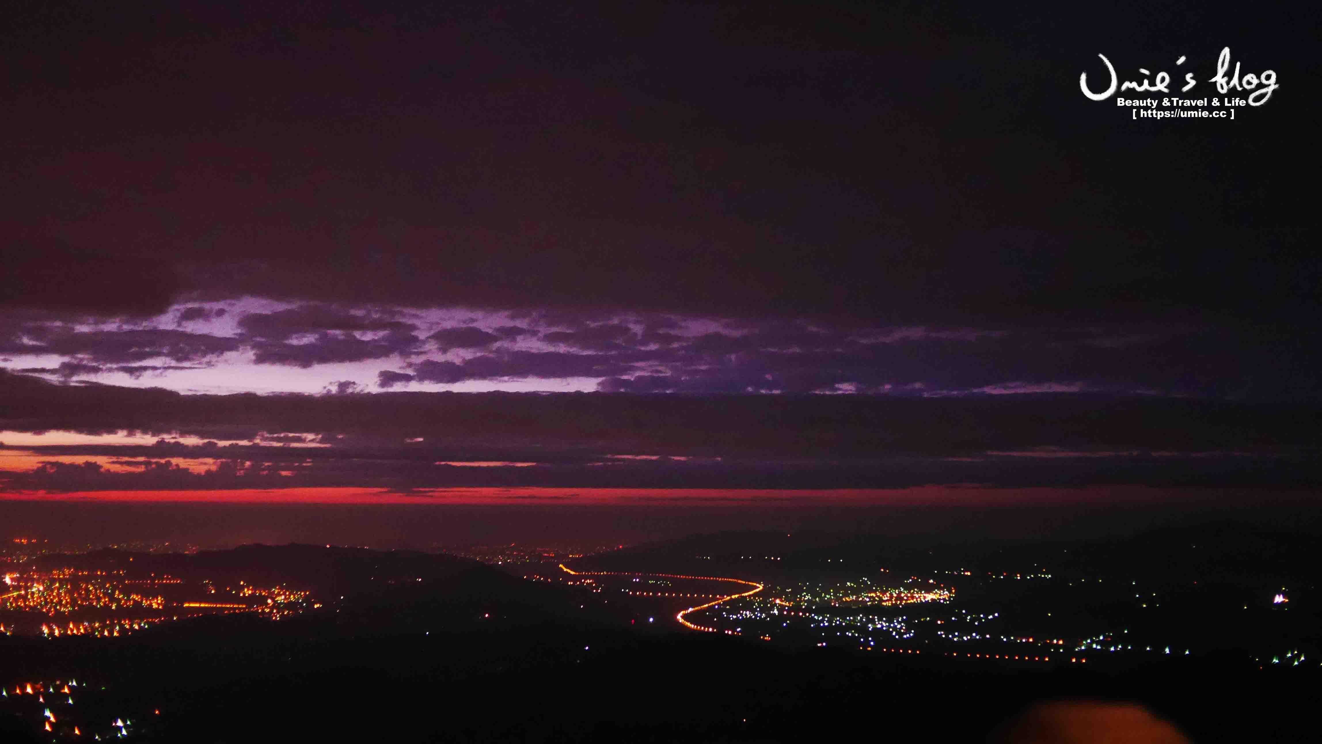 台中約會推薦(和平區) -看日出雲海|日落夕陽|星光夜景,大雪山週邊景點:若茵農場民宿!