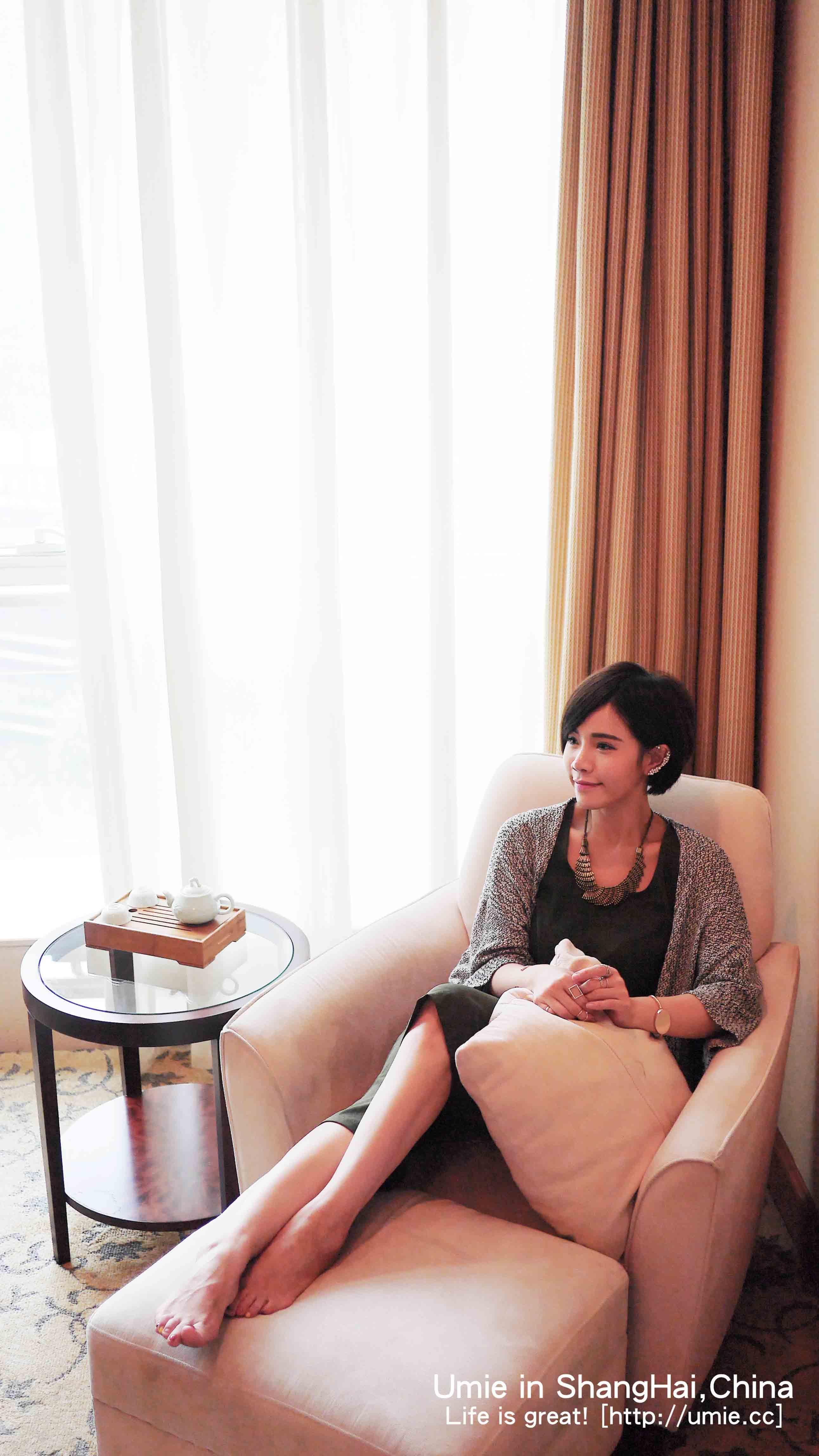 中國上海住宿推薦-便宜住宿 / 近市區 / 近購物商城-靜安區吉臣酒店(Ambassador Hotel)房間設施分享 :)